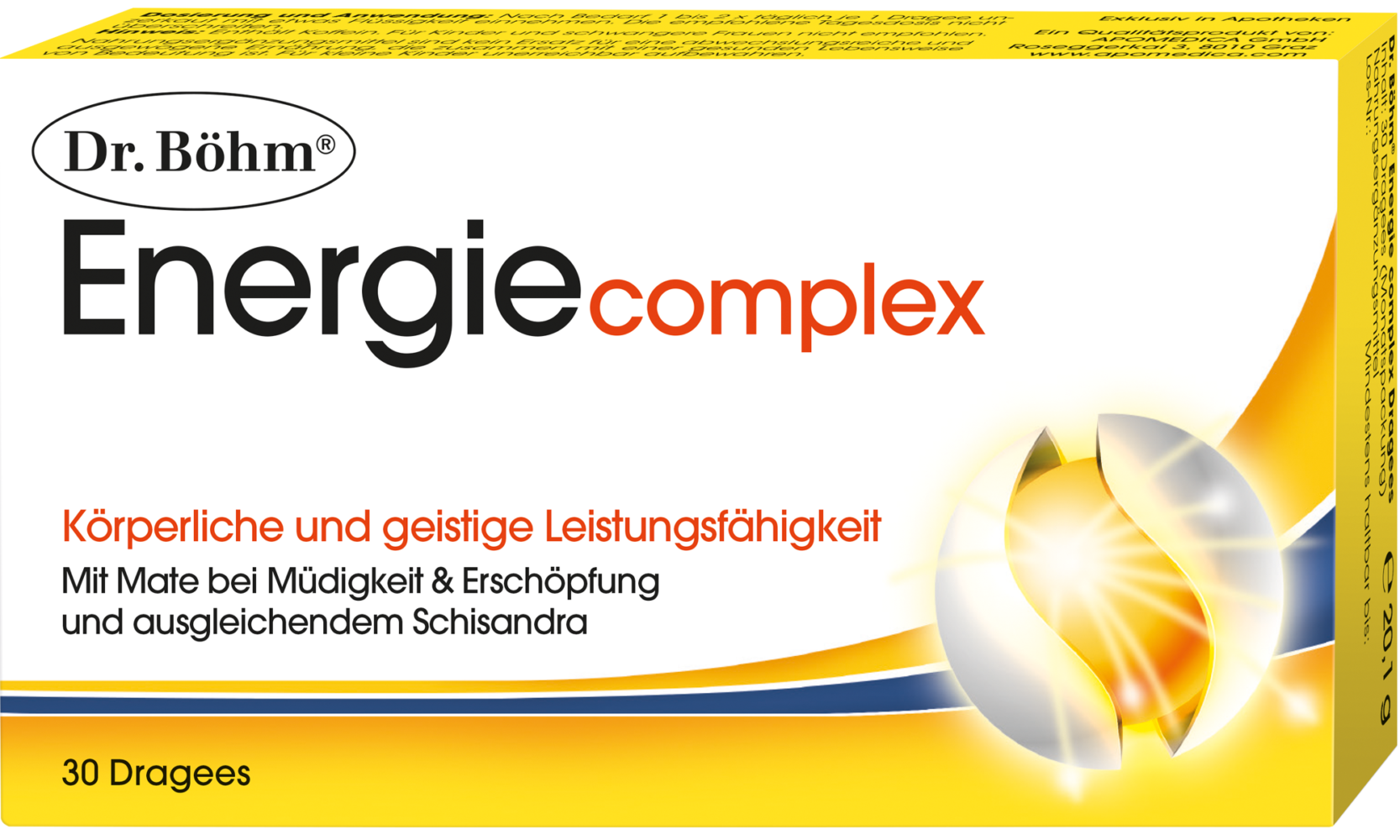 Dr. Böhm® Energie complex Dragees