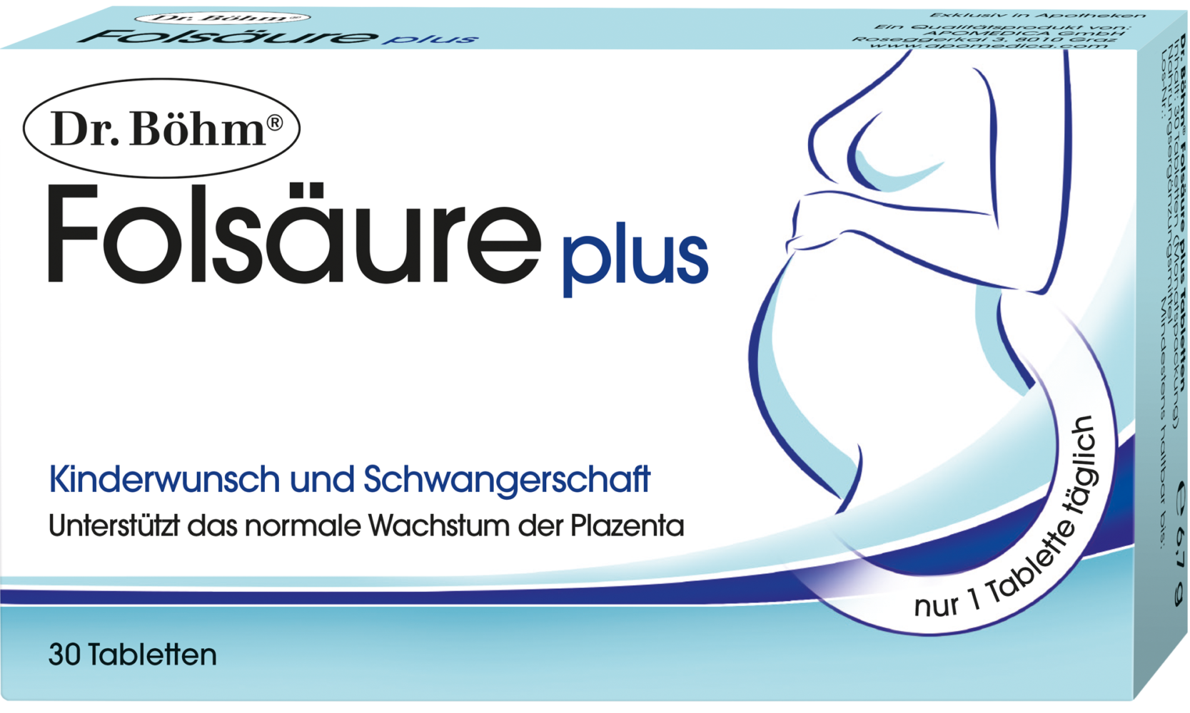 Dr. Böhm® Folsäure plus Tabletten