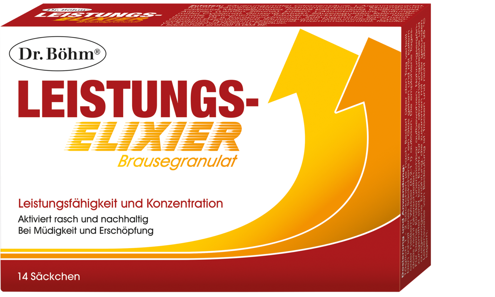 Dr. Böhm® Leistungselixier Brause
