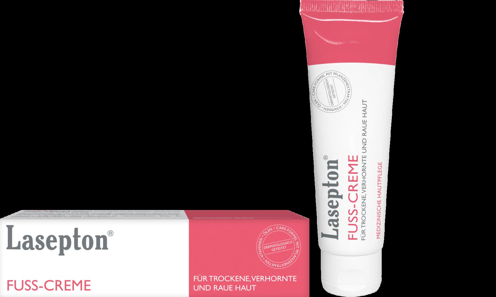 Lasepton® CARE Fuss-Creme
