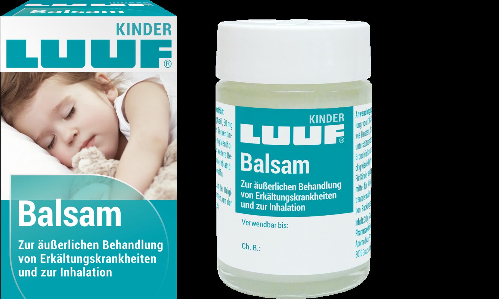 KINDER LUUF® Balsam