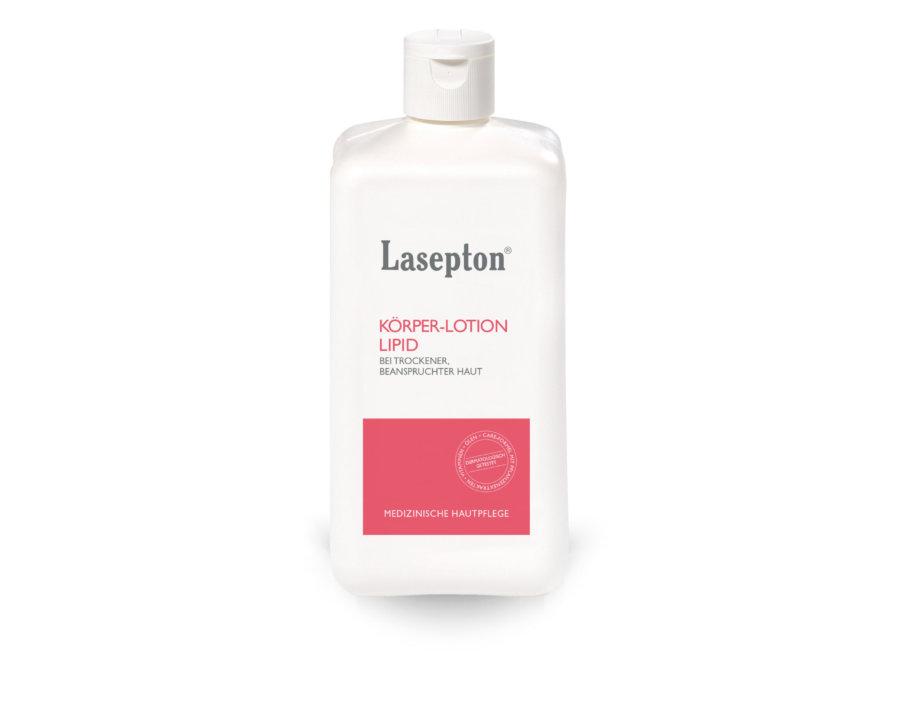 Lasepton® Körper-Lotion Lipid bei trockener, beanspruchter Haut