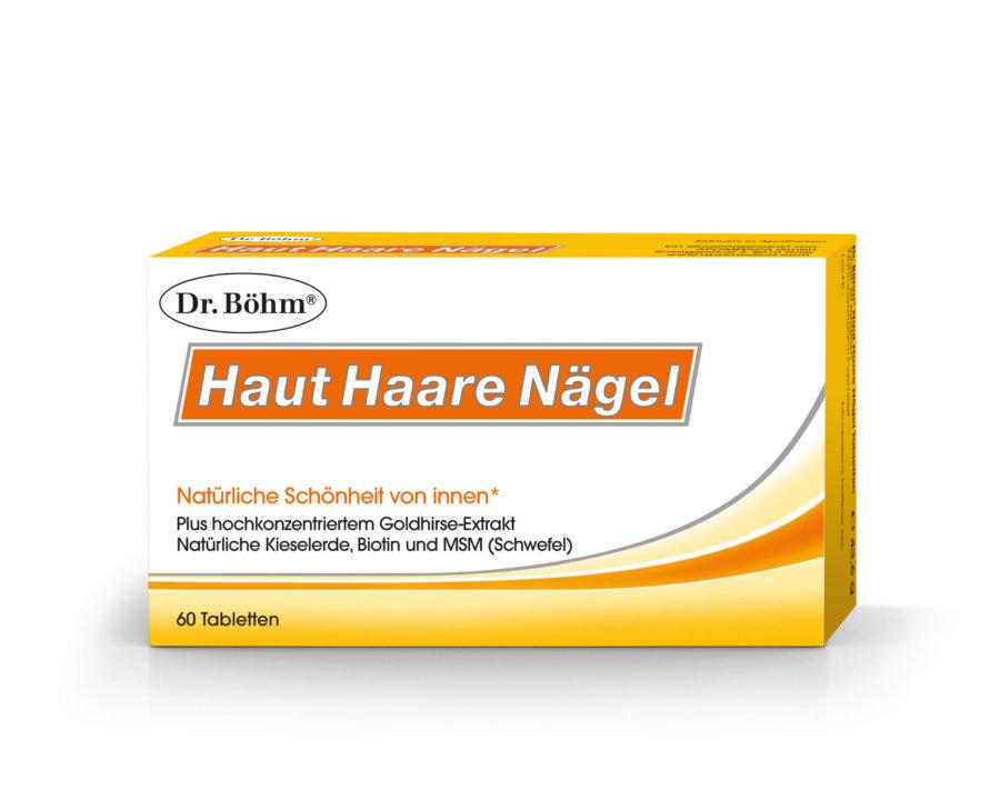 Dr. Böhm® Haut Haare Nägel - natürliche Schönheit von innen