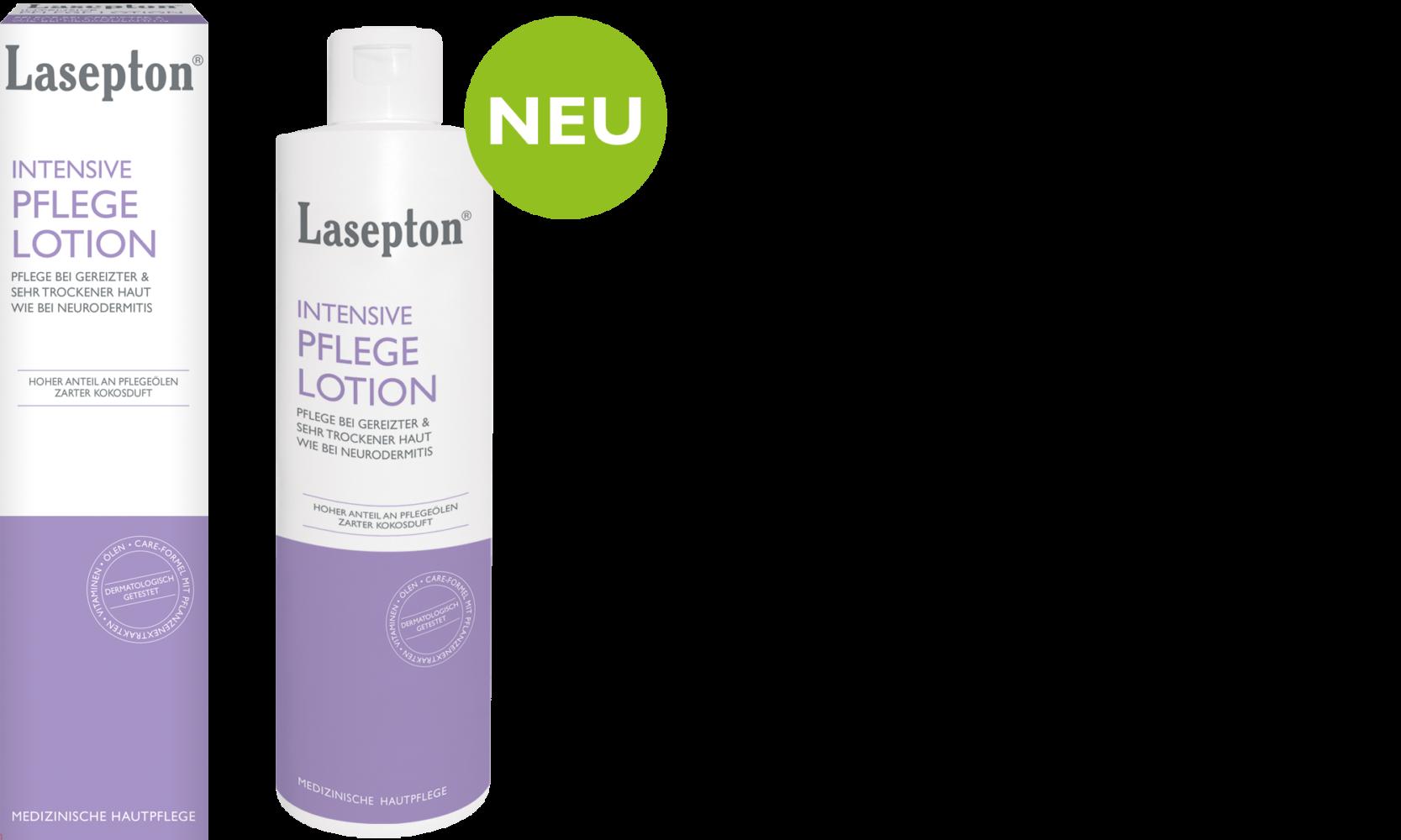 Lasepton® Intensive Pflege Lotion