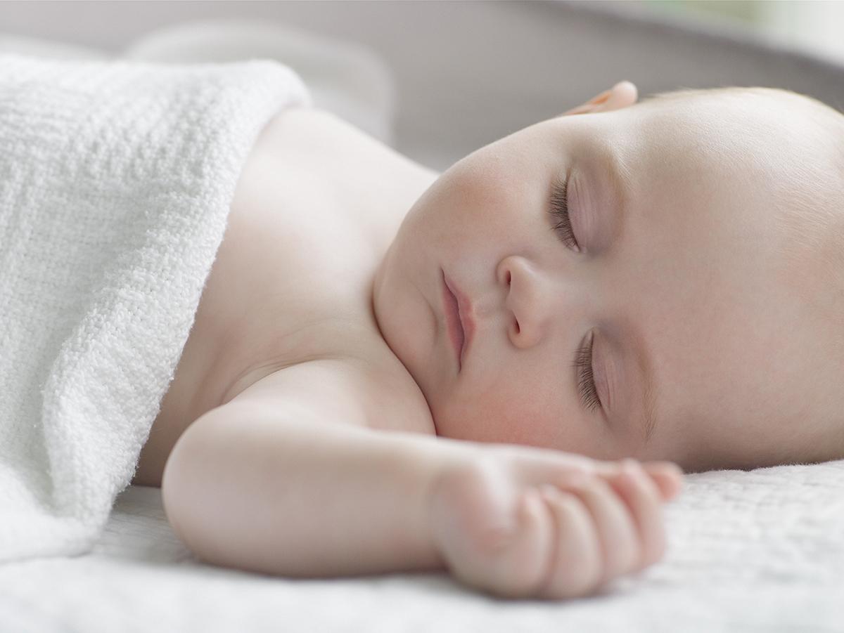 Lasepton® INTENSIVE Pflege Lotion kann bereits für Babys verwendet werden