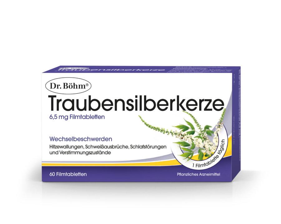 Dr. Böhm® Traubensilberkerze bei Wechselbeschwerden