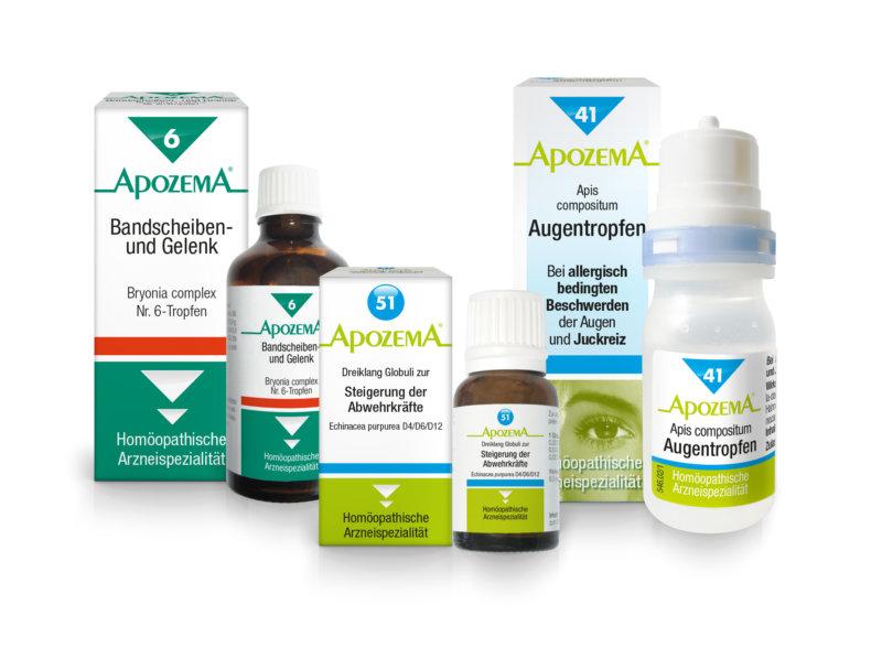 Apozema® Homöopathische Arzneimittelspezialität